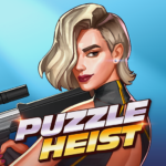 Puzzle Heist 0.9.9 APK (MOD, Unlimited Money)