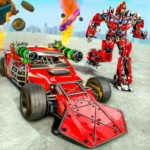 Ramp Car Robot Transforming Game: Robot Car Games 1.2 APK (MOD, Unlimited Money)