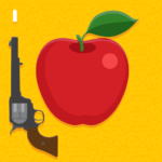 Red Apple Shooter – Fun Revolver Shooting Game 1.0.0 APK (MOD, Unlimited Money)