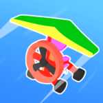 Road Glider – Incredible Flying Game 2.1  APK (MOD, Unlimited Money)