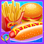 Street Food – Cooking Game 2.0.1 APK (MOD, Unlimited Money)