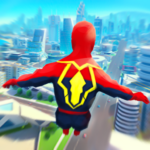 Super Heroes Fly: Sky Dance – Running Game 0.6 APK (MOD, Unlimited Money)