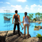 Survival Games Offline free: Island Survival Games 1.21 APK (MOD, Unlimited Money)