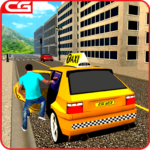 Taxi Driving Games Mountain Taxi Driver 2018 1.6 APK (MOD, Unlimited Money)