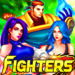 The King Fighters of Street 3.3  APK (MOD, Unlimited Money)