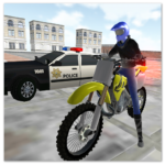 motocross racing star -ultimate police game 1.22 APK (MOD, Unlimited Money)