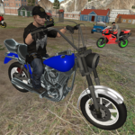 motorcycle racing star – ultimate police game 4 APK (MOD, Unlimited Money)