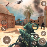 offline shooting game: free gun game 1.5.3 APK (MOD, Unlimited Money)