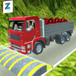 3D Truck Driving Simulator – Real Driving Games 2.0.045 APK (MOD, Unlimited Money)