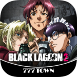 [777TOWN]BLACK LAGOON2 3.0.1 APK (MOD, Unlimited Money)