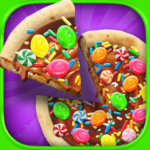 Candy Dessert Pizza Maker – Fun Food Cooking Game 2.0 APK (MOD, Unlimited Money)