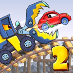 Car Eats Car 2 – Racing Game 2.9  APK (MOD, Unlimited Money)