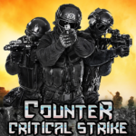 Counter Critical Strike CS: Army Special Force FPS 3.0 APK (MOD, Unlimited Money)