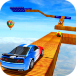 Crazy Car Impossible Track Racing Simulator 2 1.1 APK (MOD, Unlimited Money)