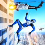 Grand Police Robot Speed Hero City Cop Robot Games 23 APK (MOD, Unlimited Money)