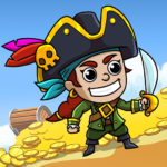 Idle Pirate Tycoon  1.3 APK (MOD, Unlimited Money)