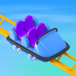 Idle Roller Coaster 2.5 APK (MOD, Unlimited Money)