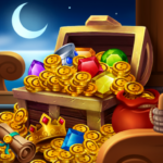Jewels Fantasy : Quest Temple Match 3 Puzzle  1.9.1 APK (MOD, Unlimited Money)