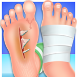 Nail & Foot doctor – Knee replacement surgery 12.0 APK (MOD, Unlimited Money)