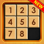 Number Puzzle – Classic Slide Puzzle – Num Riddle 1.8 APK (MOD, Unlimited Money)