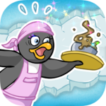 Penguin Diner 1.0.39 APK (MOD, Unlimited Money)