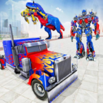 Police Truck Robot Game – Transforming Robot Games  Police Truck Robot Game – Transforming Robot Games   APK (MOD, Unlimited Money)