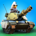PvPets: Tank Battle Royale 1.4.1.10225 APK (MOD, Unlimited Money)