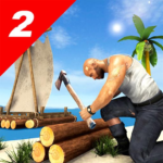 Raft Survival Forest 2 1.1.1 APK (MOD, Unlimited Money)