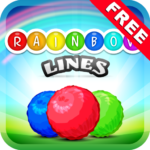 Rainbow Lines 1.3.6 APK (MOD, Unlimited Money)