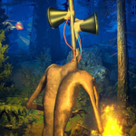 Siren Head SCP Forest Survival 1.2 APK (MOD, Unlimited Money)