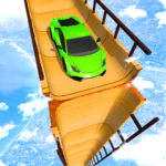 Sky Ramp Car Mega Stunts Big Jump 1.0 APK (MOD, Unlimited Money)