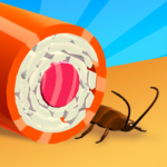 Sushi Roll 3D Cooking ASMR Game  1.5.0 APK (MOD, Unlimited Money)