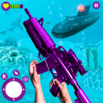 Underwater Counter Terrorist: Shooting Strike Game 1.9 APK (MOD, Unlimited Money)