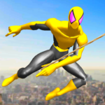 Vice City Spider Rope Hero Powers- Free games 2020 1.0.6 APK (MOD, Unlimited Money)