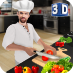 Virtual Chef Cooking Game 3D: Super Chef Kitchen 2.4.3 APK (MOD, Unlimited Money)