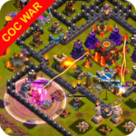 War layouts for Clash of Clans 1.4.0 APK (MOD, Unlimited Money)