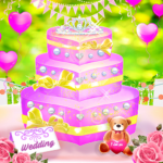 Wedding Cake Shop – Cook Bake & Design Sweet Cakes 1.0.9 APK (MOD, Unlimited Money)