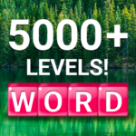 Word Serene Swipe 1.2.4 APK (MOD, Unlimited Money)
