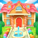 Candy Manor Home Design 9 APK (MOD, Unlimited Money)