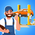 Car Fix Tycoon 1.4.36 APK (MOD, Unlimited Money)