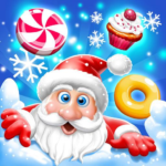 Christmas Candy World – Christmas Games 1.9.4 APK (MOD, Unlimited Money)