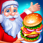 Christmas Fever Cooking Games Madness  1.1.3 APK (MOD, Unlimited Money)