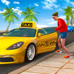 City Taxi Driving Sim 2020: Free Cab Driver Games  1.0.9 APK (MOD, Unlimited Money)