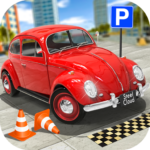 Classic Car Parking Real Driving Test 1.7.8 APK (MOD, Unlimited Money)