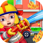Firefighters Fire Rescue Kids – Fun Games for Kids 1.0.11 APK (MOD, Unlimited Money)