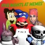 Five Nights at Memes' DEMO 1.2.1 APK (MOD, Unlimited Money)