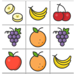 Fruits Match, Memory Game, Image Matching 1.0 APK (MOD, Unlimited Money)