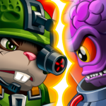 Hamsters PVP Fight for Freedom  1.47 APK (MOD, Unlimited Money)