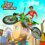 Impossible Track Bike Stunt Racing: New Games 2020 1.1 APK (MOD, Unlimited Money)