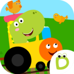My Dino Town: Dinosaur Train Game for Kids 1.1.0 APK (MOD, Unlimited Money)